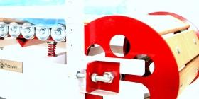 Custom Firepaw Aluminum main wheels