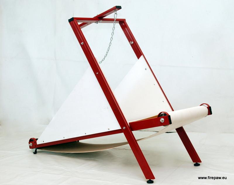 "Firepaw High Resistance ""Carpet"" Dog Treadmill"